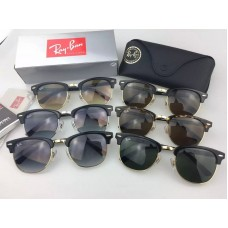 Ray Ban 3016 mirror green black