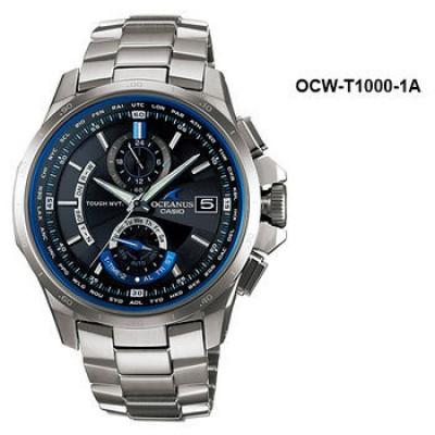 Купить Casio OCW-T1000-1A- в интернет магазине Муравей