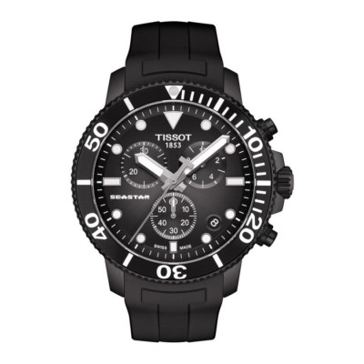 Купить часы TISSOT T120.417.37.051.02 Seastar 1000 в интернет магазине Муравей